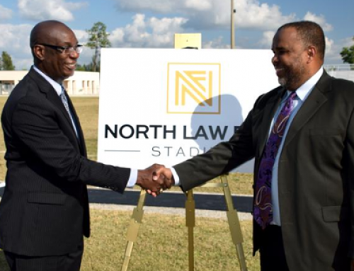 Dunbar High, North Law Firm announce historic naming rights agreement for football stadium